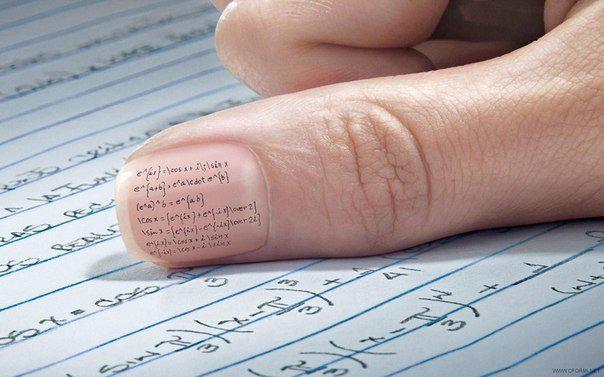 Растим ногти, господа студенты!
