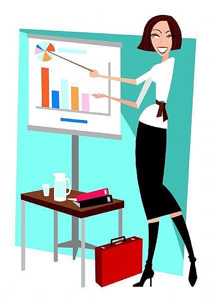 Оформляй презентацию без ошибок!