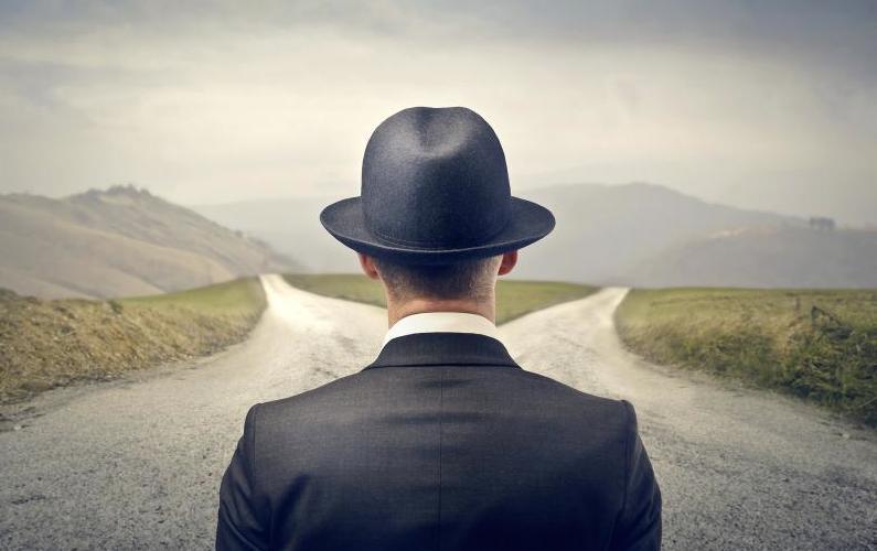 Важно выбрать правильный путь