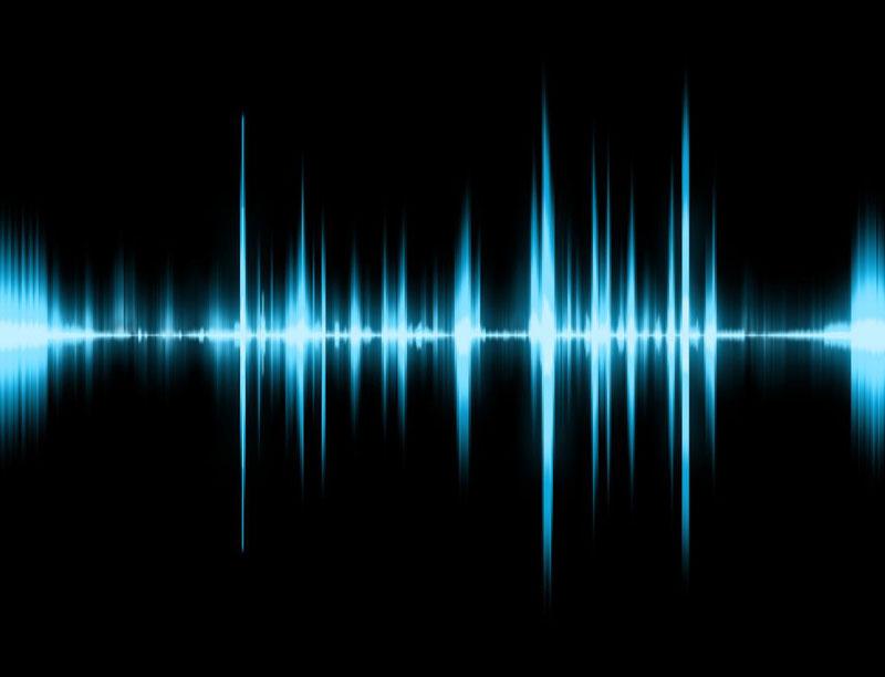 Графическое представление звука