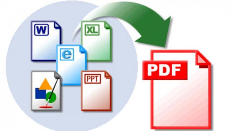 Перевести из PDF в Word и обратно