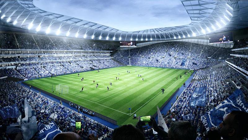 Если предсавить атом в виде стадиона, ядро будет размером с вишню в центре поля