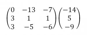 исследовать и решить систему уравнений методом гаусса