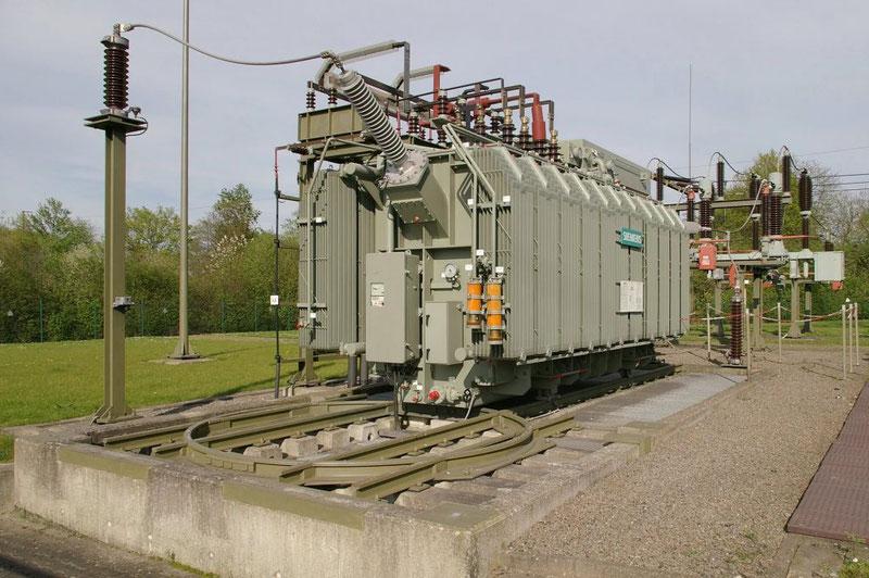 Гигантский трансформатор