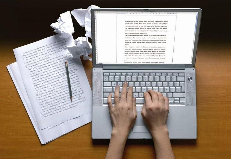 как писать научную статью студенту пример