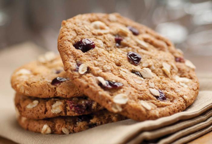 Овсяное печенье заряжает хорошим настроением и заставляет быстрее работать мозг