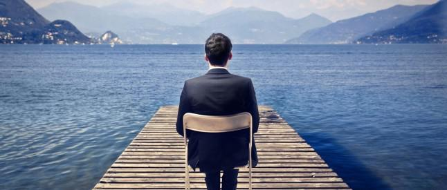 Несмотря на внешнее спокойствие, внутри интроверта могут бушевать сильные эмоции