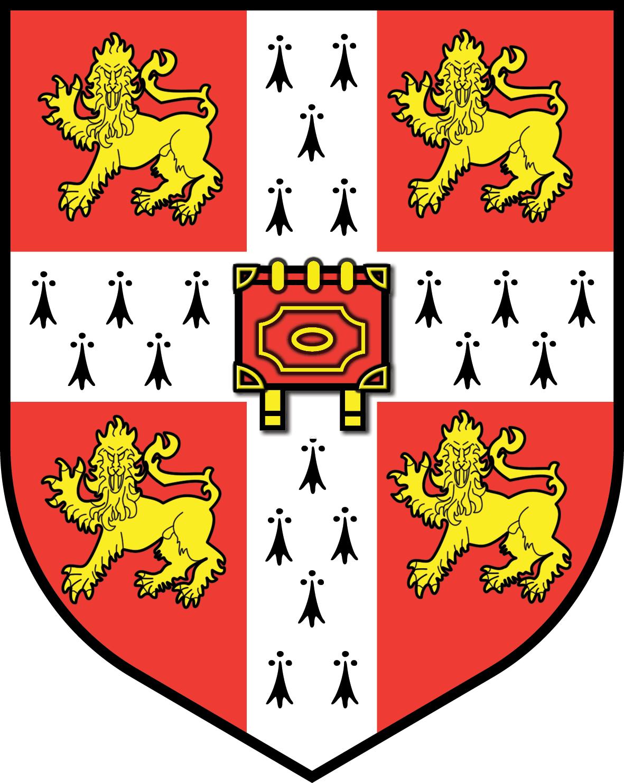 Герб Кембриджского университета