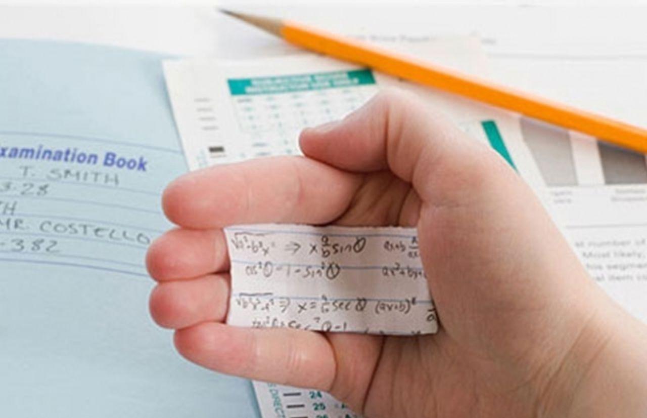 как сдать экзамены без подготовки