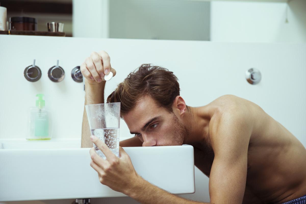 как избавиться от тошноты с похмелья