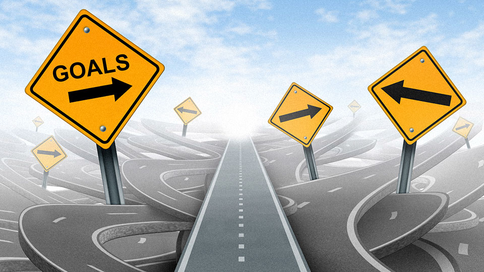 как научиться достигать поставленных целей