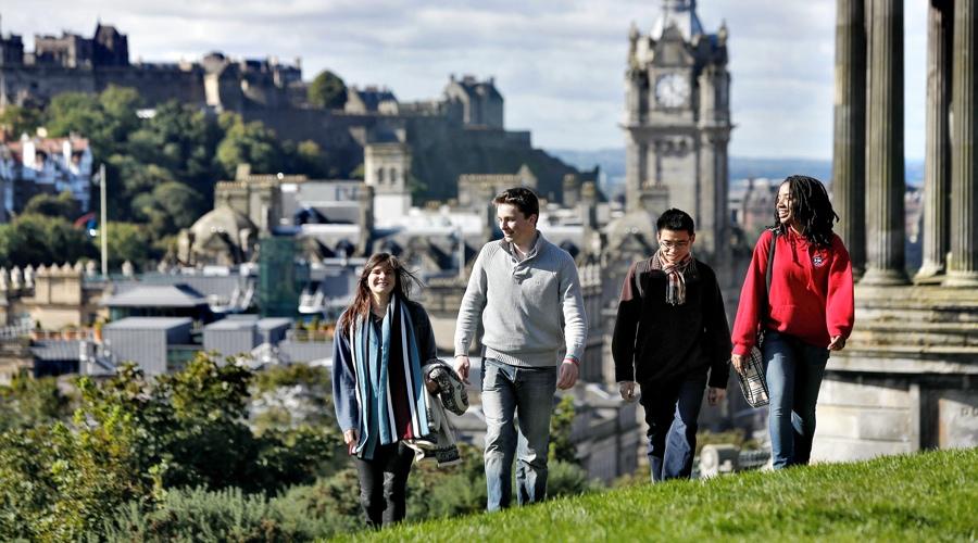 эдинбургский университет факультеты
