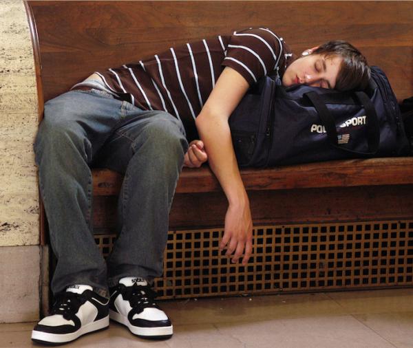как убрать недосып
