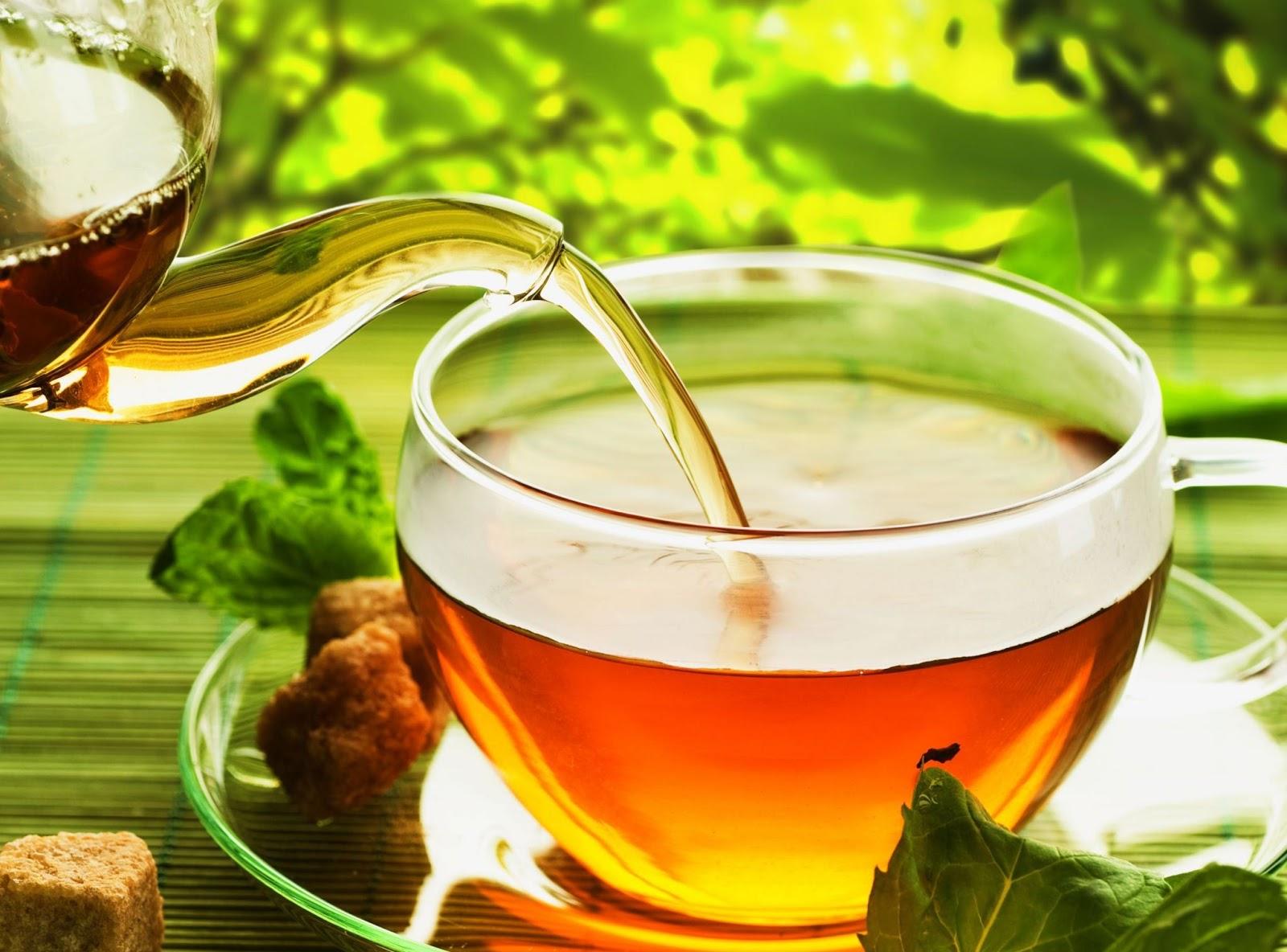 Чем заменить кофе чай для бодрости по утрам Напитки вместо  Зеленый чай