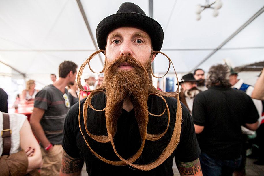 отращивают бороду психология