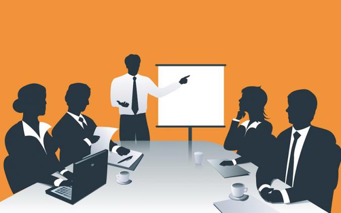 общие требования к оформлению презентаций