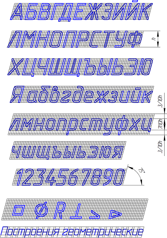 как оформить сборочный чертеж
