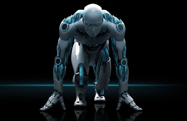 робототехника работа
