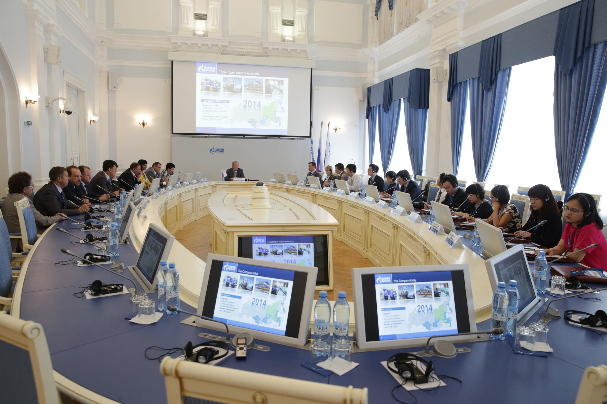 газпром стажировка для студентов москва