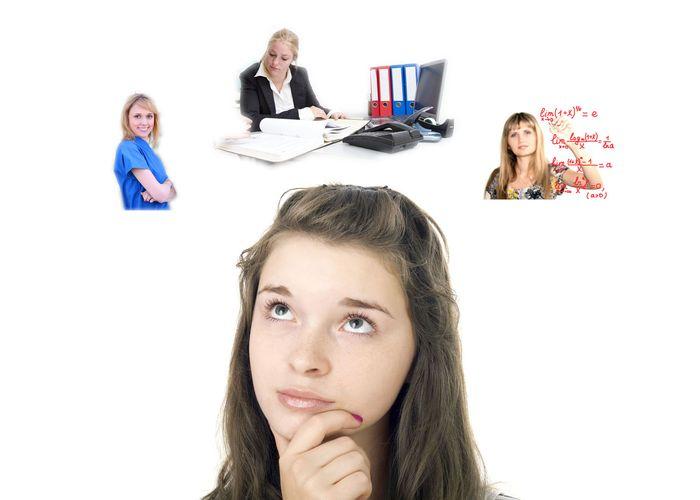 учиться или работать после школы