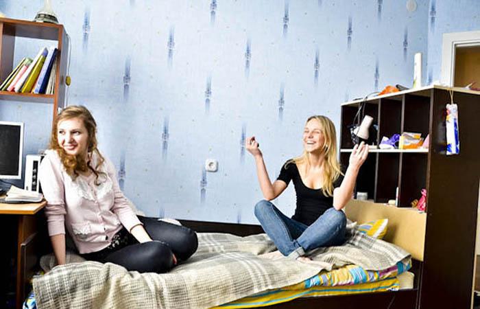 как получить комнату в общежитии