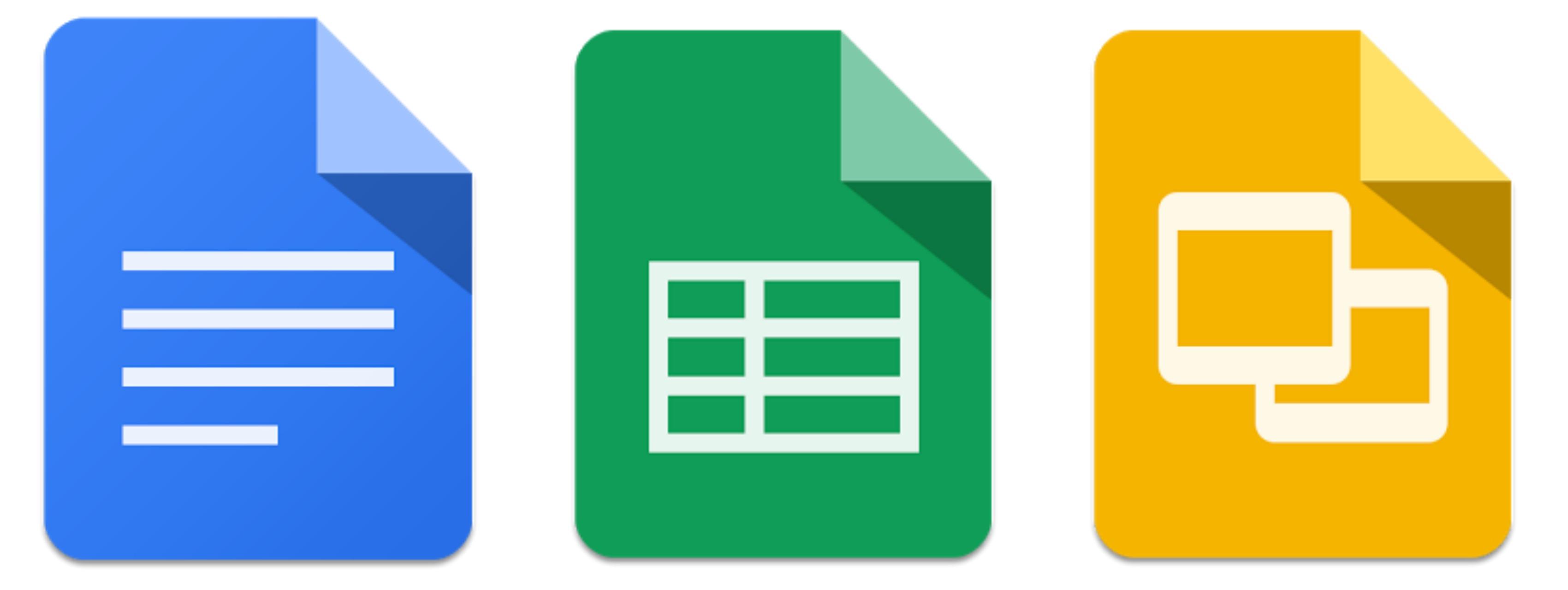 открыть гугл документ