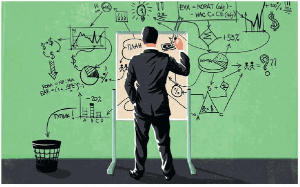 бизнес план структура содержание разделов