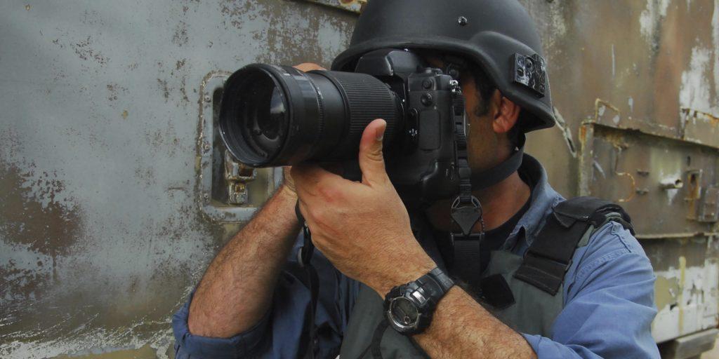 Press Photojournalist Photographer