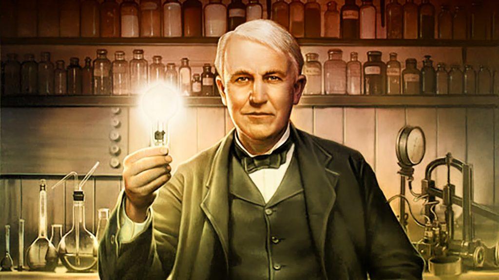 Эдисон - терпеть не мог учебу