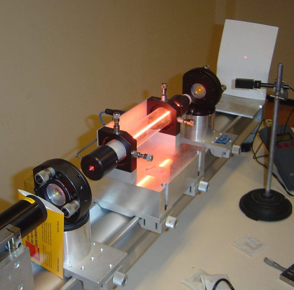 основы работы лазеров