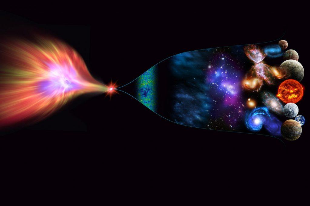 как родилась вселенная