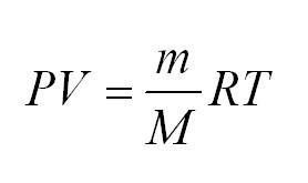 Уравнение Клапейрона-Менделеева