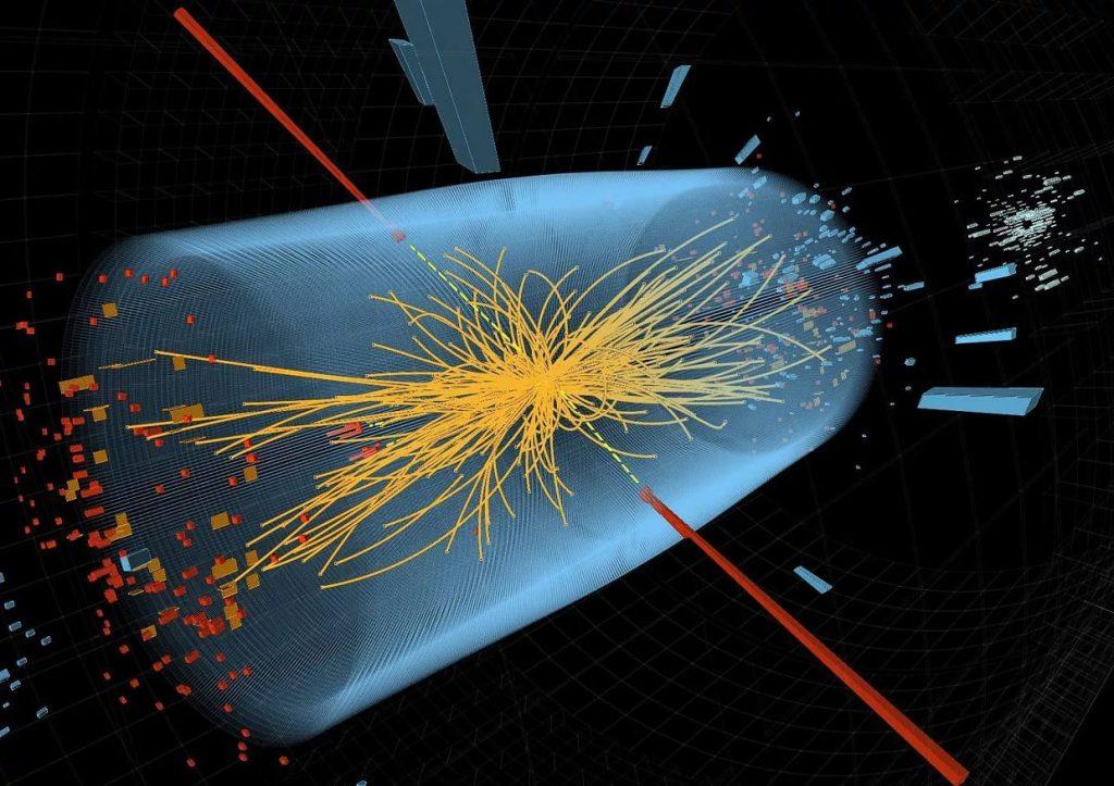 как устроена вселенная бозон хиггса