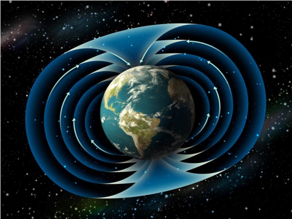 характеристика магнитного поля земли