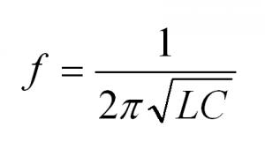 частота lc контура