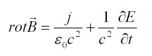 Четвертое уравнение Максвелла