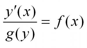 решение дифференциальных уравнений для чайников