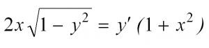 дифференциальные уравнения для чайников примеры объяснение