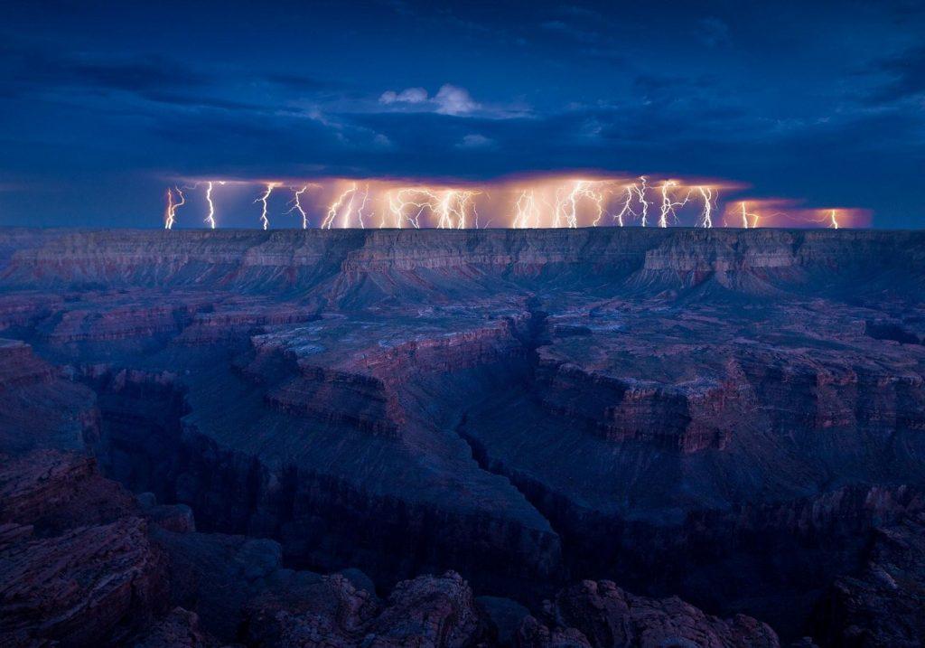 Виды молний в природе