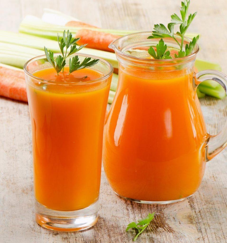 Морковный сок на зиму в домашних условиях Чудо-Повар 41