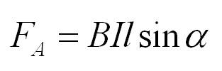 основные формулы электричество и магнетизм