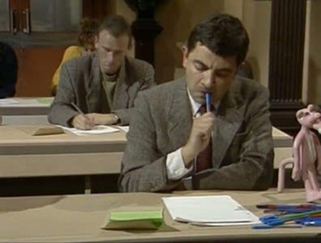 страх сдавать экзамены