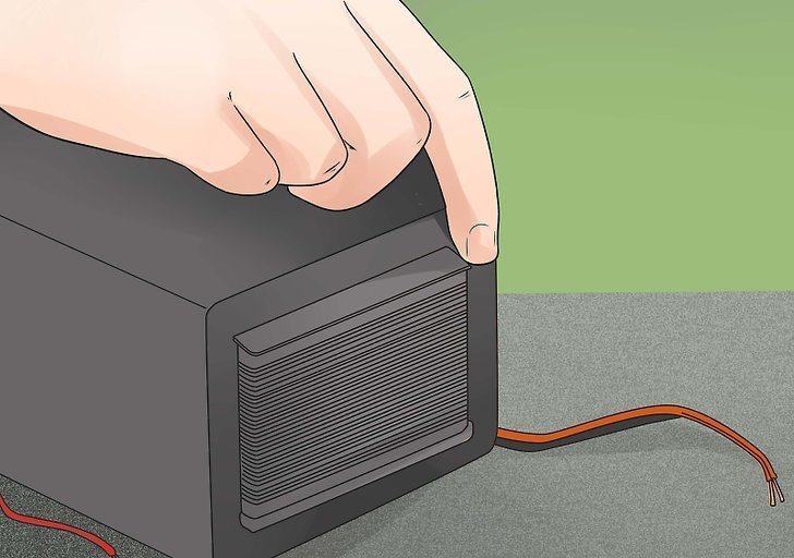 как сделать мини катушку тесла