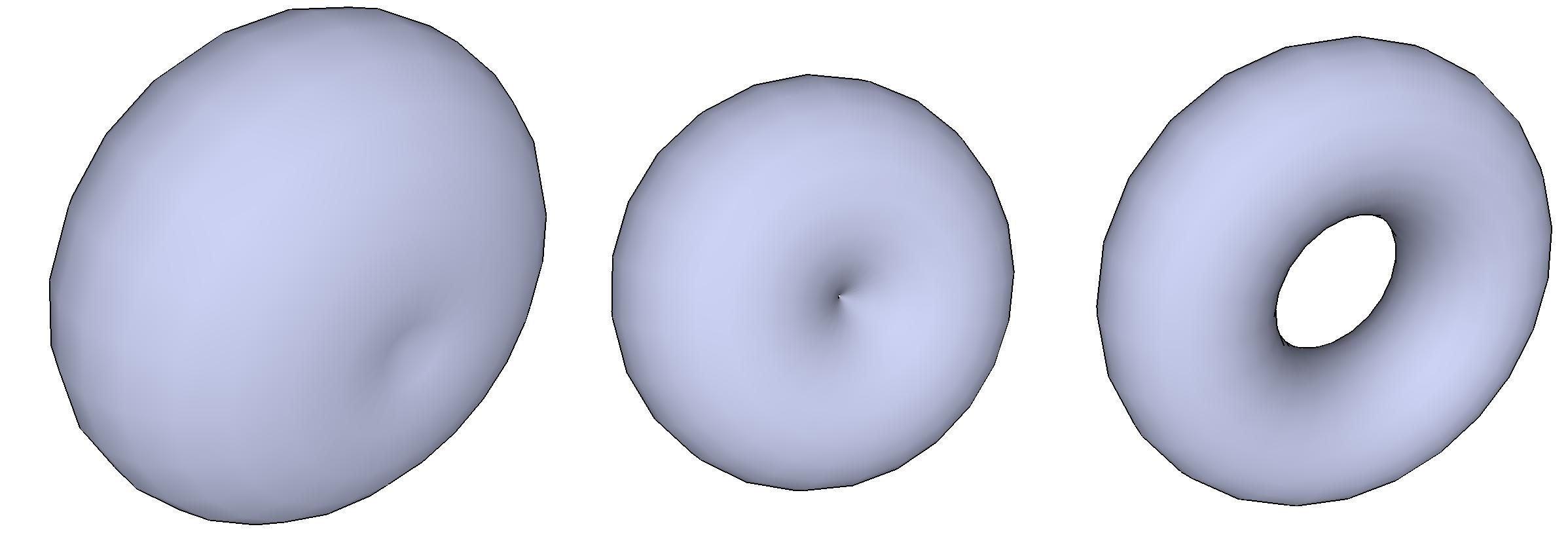 тороидальная фигура
