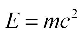 знаменитая формула эйнштейна
