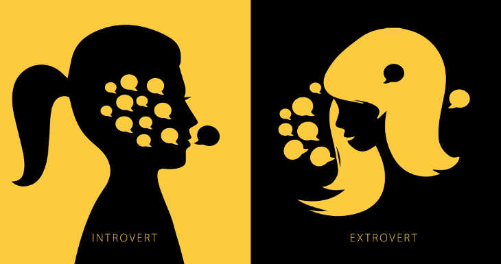 профессии для экстравертов и интровертов