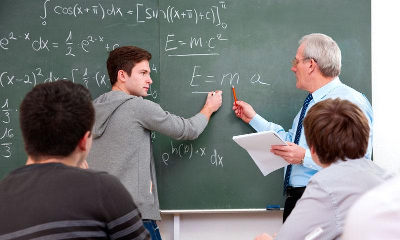 как общаться с преподавателем на экзамене