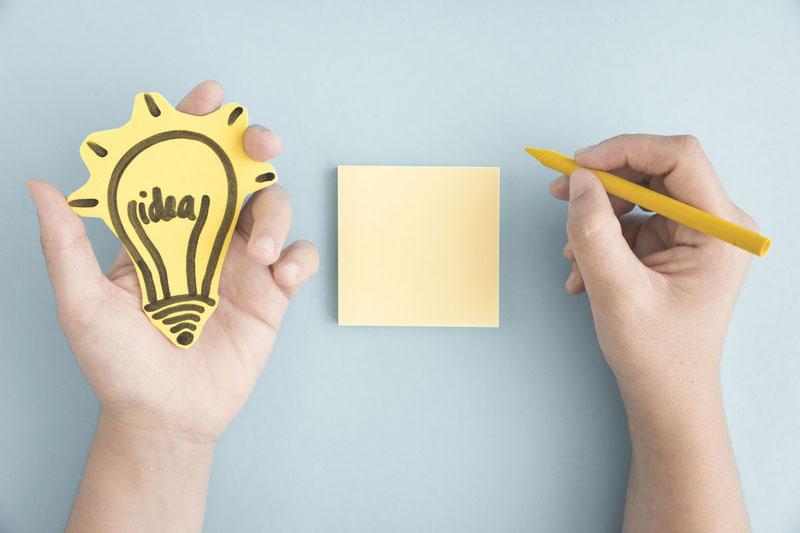 Секрет удачной работы - свежая идея